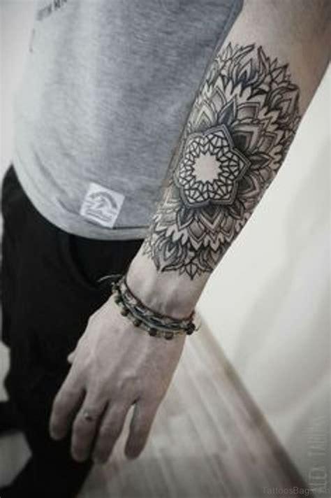 mandala tattoo forearm 61 fabulous mandala tattoos for arm