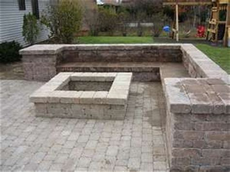 home depot brick pit 8 best images about brick bench on pits