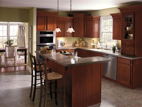 aristokraft cabinetry contemporary kitchen