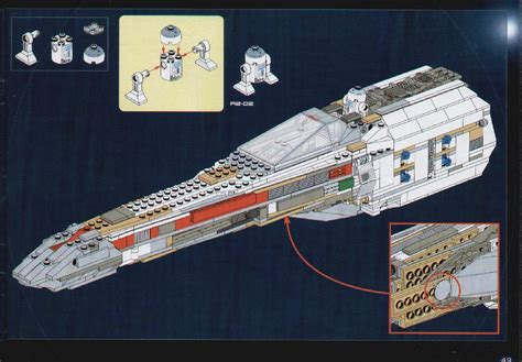 Pdf Lego Wars Ultimate Achievements by Lego X Wing Fighter 7191 Wars Ultimate