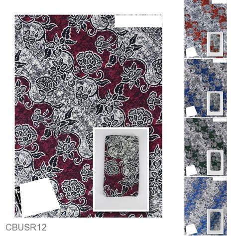 Sarung Bantal Kursi Set Batik Tulis Kembang Abang kain sarung batik madura motif kembang regolan sadulur sarung murah batikunik