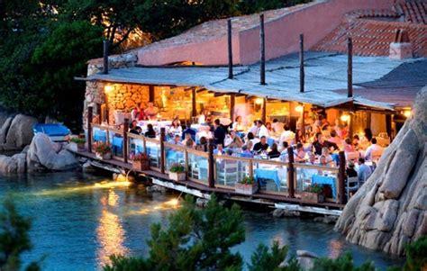 restaurants porto cervo where to eat in porto cervo il pescatore restaurant