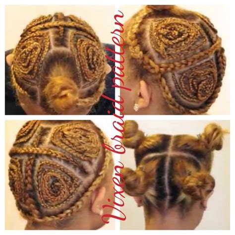 does vixen sewins work with short hair sew in braids sew and vixen sew in on pinterest