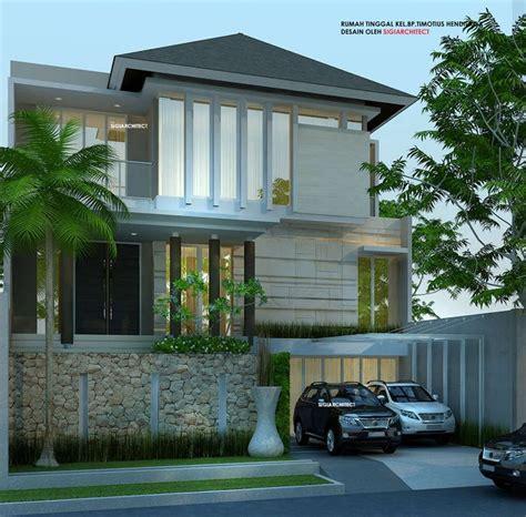 desain rumah  lantai minimalis tropis jpg jpeg image   pixels scaled