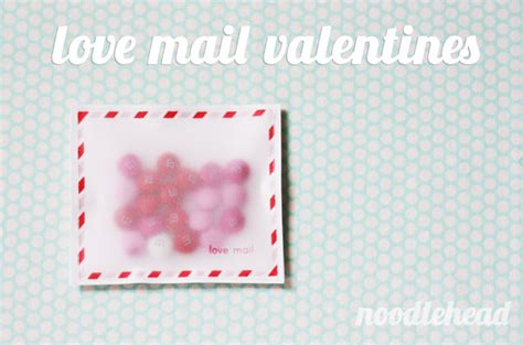 tutorial html mail love mail valentines tutorial noodlehead