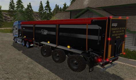 tandem kre sb 30 60 trailer mod for farming simulator kre bandit sb30 60 dh v 1 0 0 fs17 farming simulator