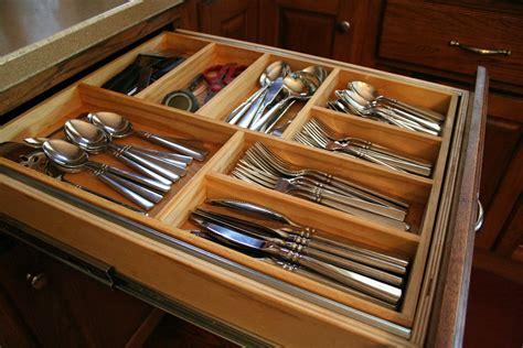 ideas exquisite silverware drawer organizer  kitchen