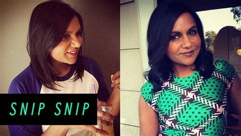 does mindy wear extensions mindy kaling s hair hair extensions blog hair