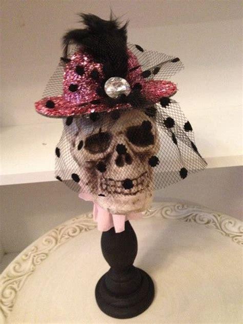 pretty pink halloween decoration ideas homemydesign