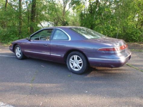 lincoln of ta purchase used 1995 lincoln 8 chamelion ta paint code