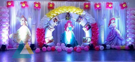 princess dekoration birthday decorators in pondicherry chennai