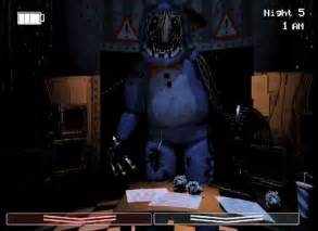 Fnaf 2 leaked screenshot old bonnie five nights at freddy s photo
