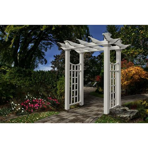 garden arbor by trellis structures how to build a simple