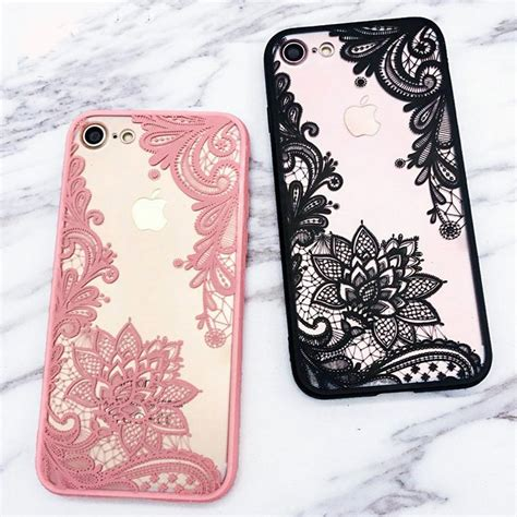 lace datura paisley mandala henna flower case  iphone
