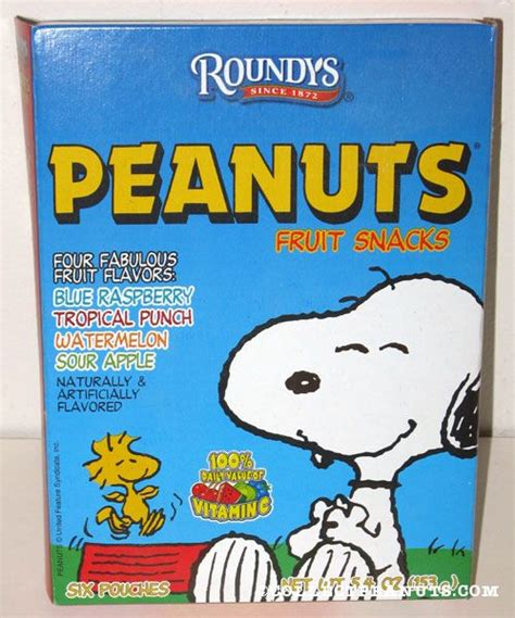 peanuts snacks collectpeanuts com