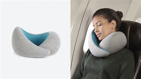 Ostich Pillow by Ostrich Pillow Go Maximum Comfort Sleep For All Necks By