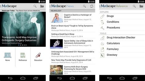 medscape for android 11 best apps for android android authority