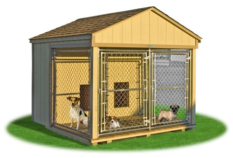 kennel for dogs kennels pine creek structures