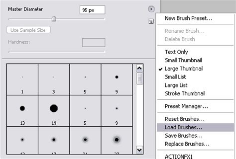 tutorial how to load new brushes in adobe photoshop tutorial how to load new brushes in adobe photoshop