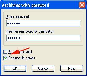 cara membuat zip dengan password jank hadi rahmat cara membuat password di file rar dan zip