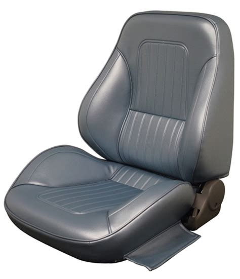 reclining bucket seats for sale 1967 1968 camaro pro touring ii reclining pre assembled