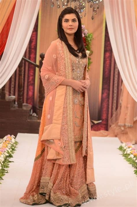 pakistani trending bridal dresses video dailymotion pakistani bride s and groom s fashion trends displayed in