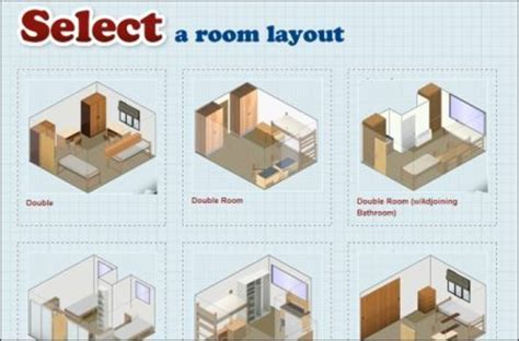 layout your dorm room create the perfect college dorm room with design your dorm