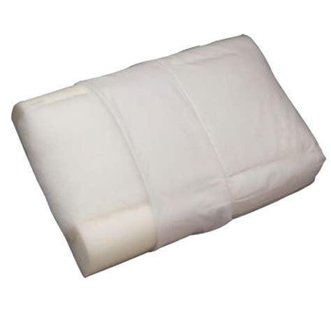 Servical Pillow by Rolyan Sleeprite Cervical Pillow Cervical Support Pillows
