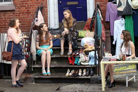 lena dunham new york interview jenn rogien girls costume designer talks dressing lena