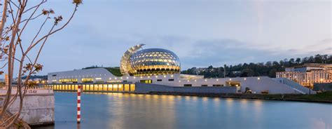 Contemporary House Plans by La Seine Musicale By Shigeru Ban And Jean De Gastines