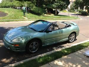 2003 Mitsubishi Eclipse Spyder Gts Convertible For Sale Buy Used 2003 Mitsubishi Eclipse Spyder Gts Convertible 2