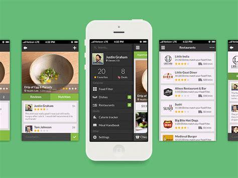 mobile layout design inspiration 43 stunning mobile app ui designs inspiration web