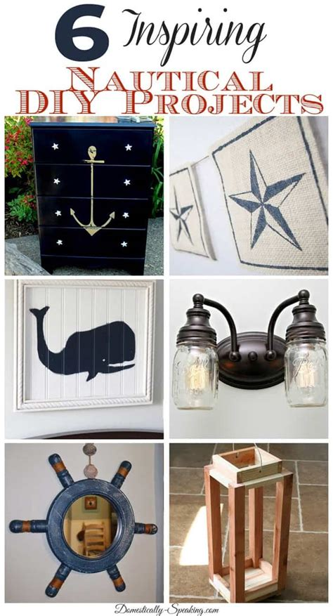 how to use nautical decor to create the perfect living room 6 nautical diy and decor ideas