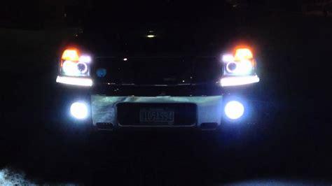 nissan titan led lights nissan titan led and aftermarket headlights