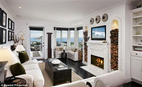 Beach Home Interior Design by Rob Lowe Sells Ocean Side Home In Santa Barbara For 5 9