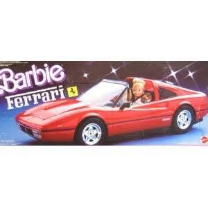 barbie ferrari white 43 best barbie doll cars images on pinterest barbie doll
