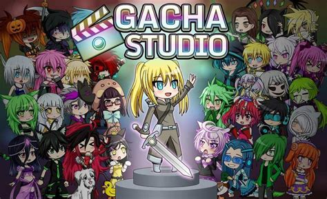 gacha studio anime dress  mod apk unlimited money
