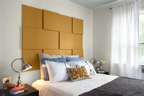 Painted Headboard On Wall Ideas by A Closer Look At The Painted Headboard