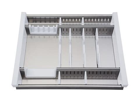 portaposate cassetto portaposate da cassetto in acciaio inox adattabile