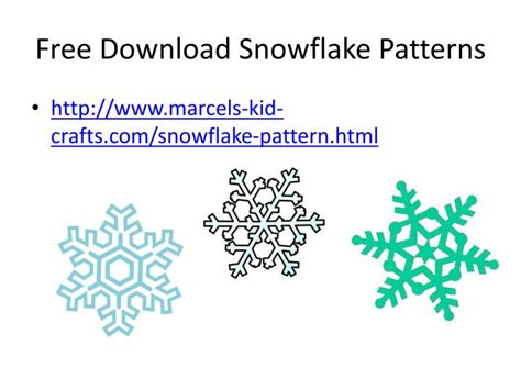 marcels kid crafts ppt willow and the snow day powerpoint