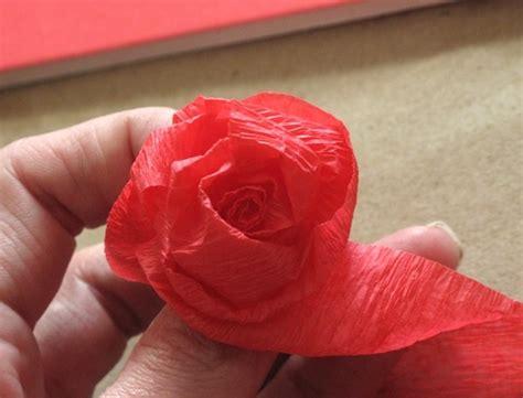 fiori di carta crespa spiegazioni idee fiori carta crespa fiori di carta fiori di carta