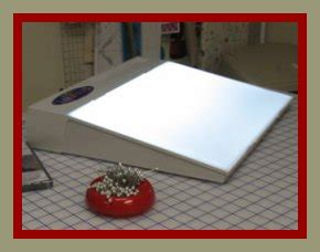 best lite box for quilters to develop quilting ideas