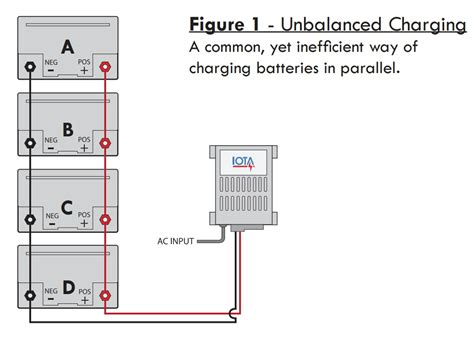 12 volt batteries in series and parallel diagram 12v
