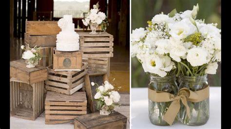 decoracion vintage para boda ideas de decoraci 243 n de boda vintage youtube