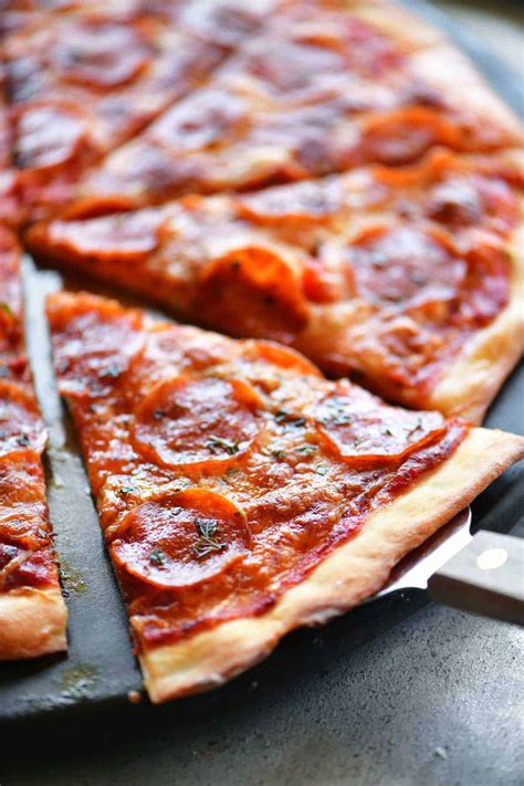 Dough Pizza pizza crust recipe no yeast self rising flour