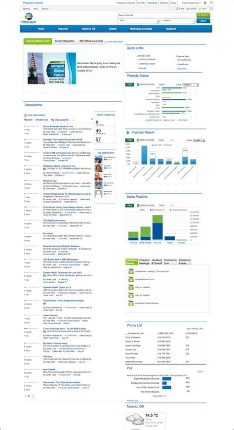 best social intranet 17 best ideas about intranet design on