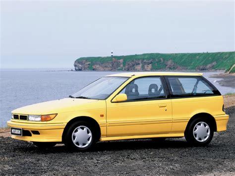 mitsubishi colt 1992 mitsubishi colt 3 doors specs photos 1988 1989 1990