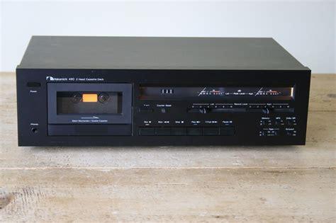 nakamichi 480 cassette deck nakamichi 480 cassette deck recorder player dolby b