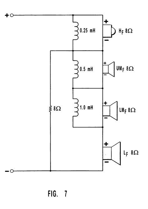 capacitor network circuit capacitor crossover network 28 images 3107 crossover capacitors what are three way speaker