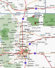 of northern colorado cus map northern colorado rocketry club driving directions